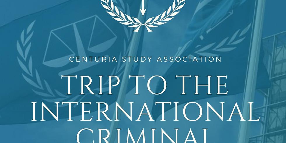 Trip to the International Criminal Court (ICC)