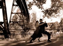 Puente 1 - blanco y negro