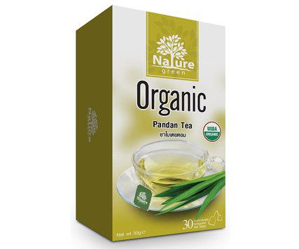 USDA Certified Organic Pandan Tea