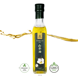 260 ml Premium Camellia oil