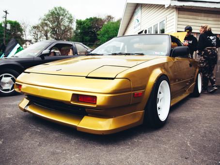 The Golden MR2