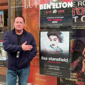 Lisa Stansfield 'Affection' Tour - Show 4: Bath
