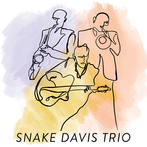 Snake Davis Trio - Physical CD