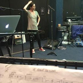 Lisa Stansfield European Tour 2013 – Episode 1: Rehearsals