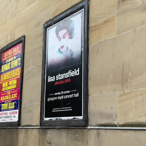 Lisa Stansfield Affection Tour - Show 6: Glasgow