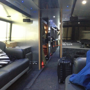 Lisa Stansfield European Tour 2013 – Episode 9: Milan to London