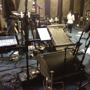 Lisa Stansfield European Tour 2014 – Full Band Rehearsals: Day 1