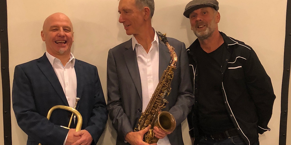 Snake Davis Trio - Louth  - SOLD OUT!!!