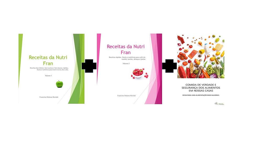 COMBO: 3 Ebook Da Nutri Fran