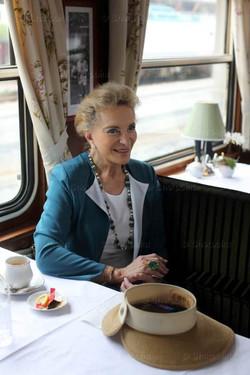 Принцесса Кентская Мари-Кристин.