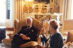 Принц Майкла Кентский в Венеции.