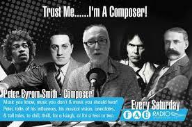 Trust Me I'm A Composer Radio Show