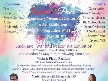 Grant's Arts & Music Festival - New Zealand