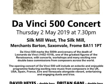 Da Vinci 500 Project