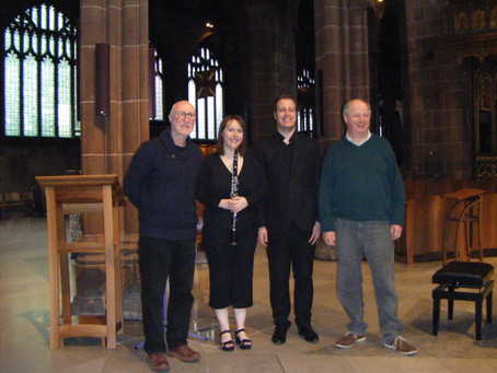 Manchester Cathedral Concert