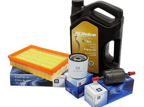 Kit de lubricantes & filtros CELTA