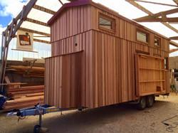 Tiny house les cabanes de Sarah 14