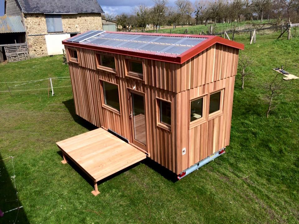 Tiny house les cabanes de Sarah7