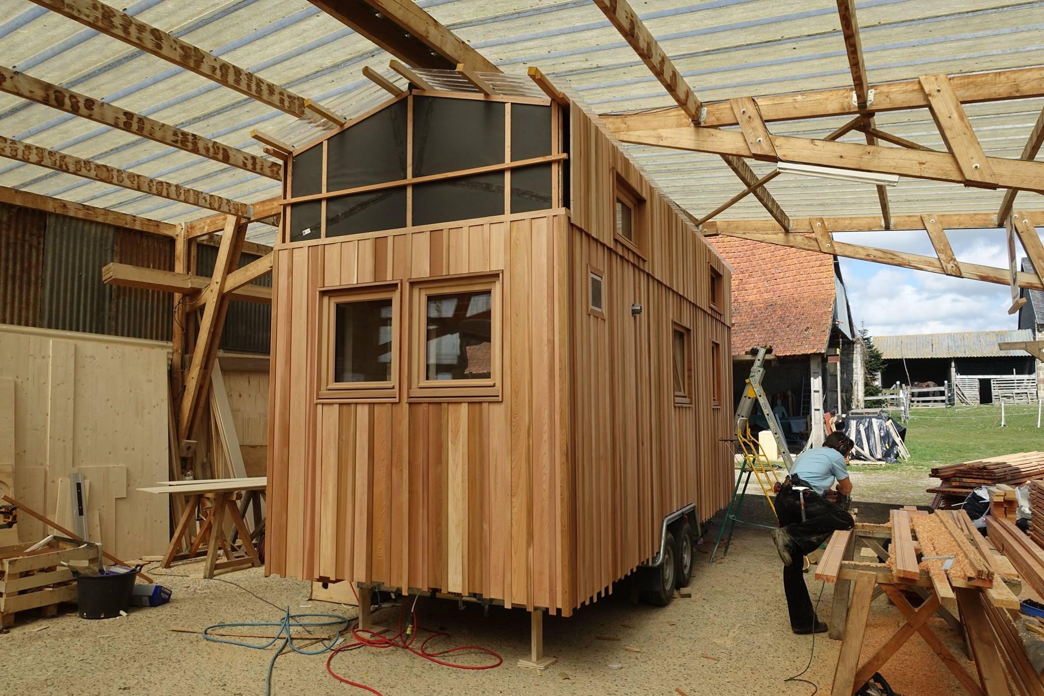 Tiny house les cabanes de Sarah 21