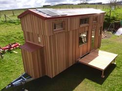 Tiny house les cabanes de Sarah 26