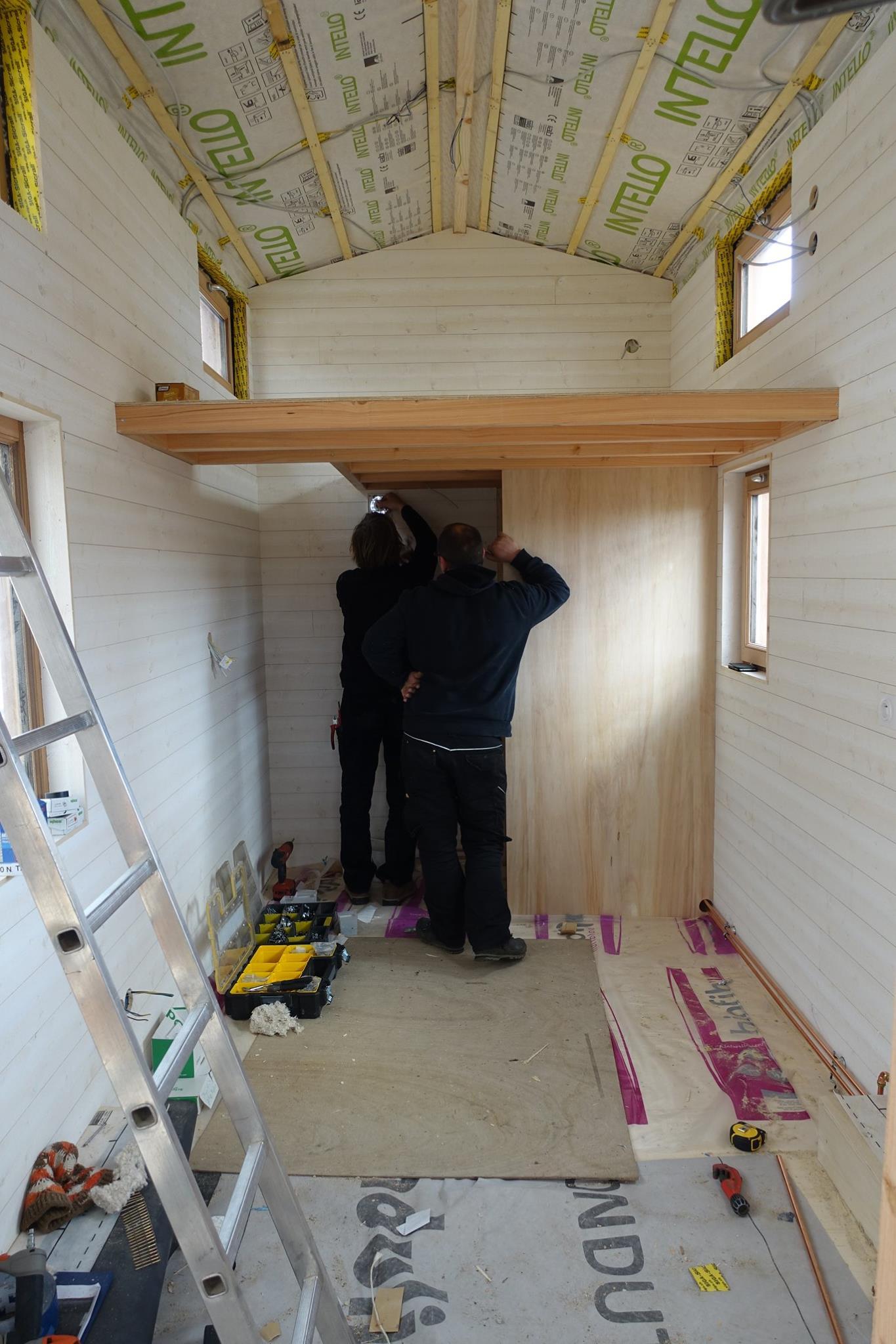 Tiny house les cabanes de Sarah 27