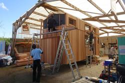 Tiny house les cabanes de Sarah 22