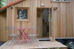 Tiny house gironde