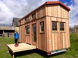 Tiny house les cabanes de Sarah10