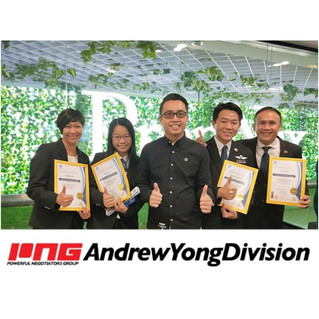 Andrew Yong Propnex Powerful Negotiator Group