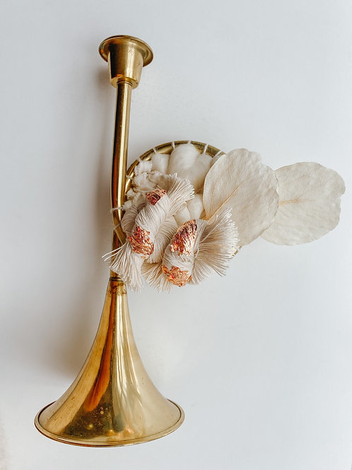 DANGEROUS ANGELS COLLECTION - Candlestick Holder Three