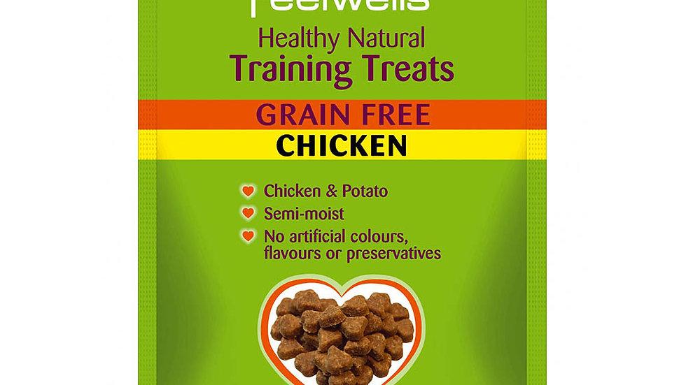 Feelwells Training Treats Grain Free Chicken