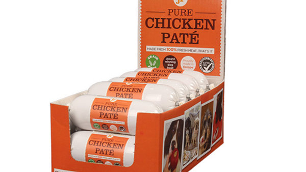 JR Pure Range Chicken 400g Pate