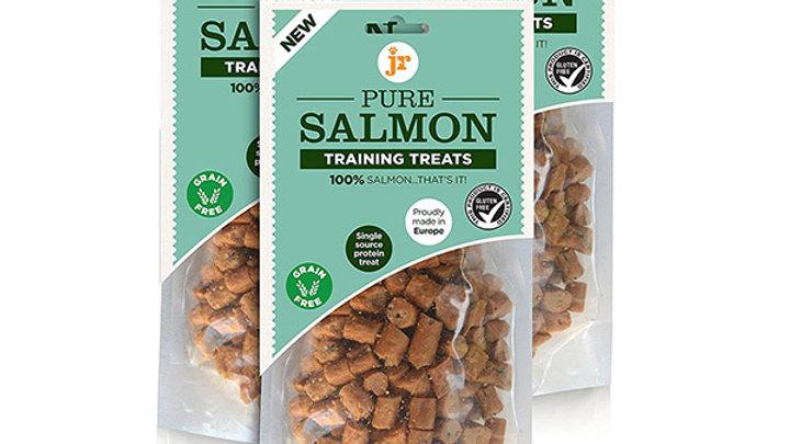 JR Pure Range Salmon Training Treats 85g