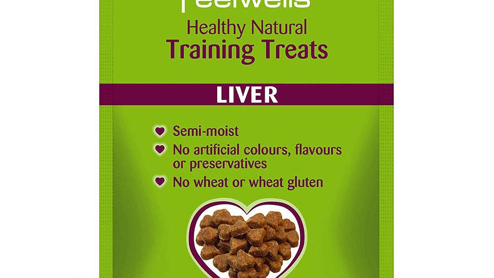 Feelwells Training Treats Liver