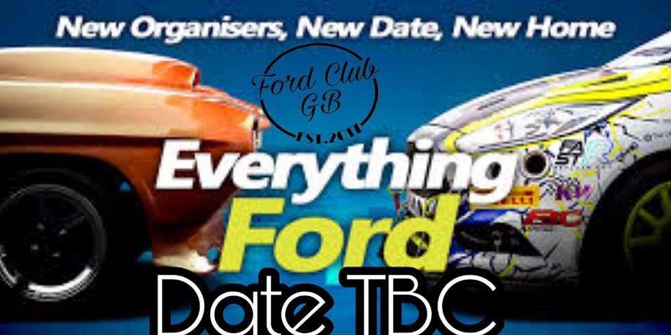 Ford Fest with Ford Club GB
