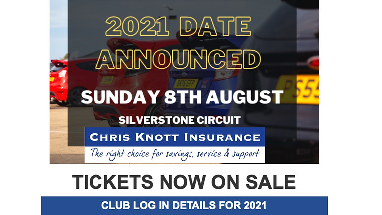Ford Fair with Ford Club GB sponsored by Chris Knott Insurance