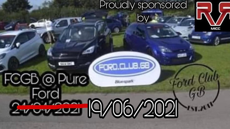 Pure Ford with Ford Club GB Sponsored by Mirror Image Car Care