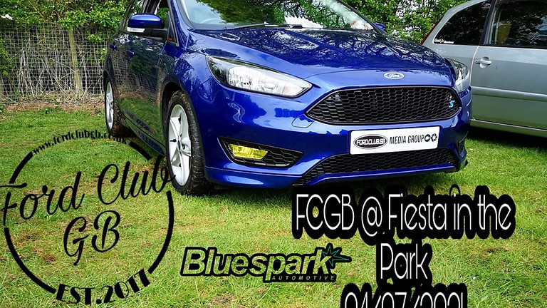 Ford Club Gb Club Stand  Tickets  Fiesta In The park 2021
