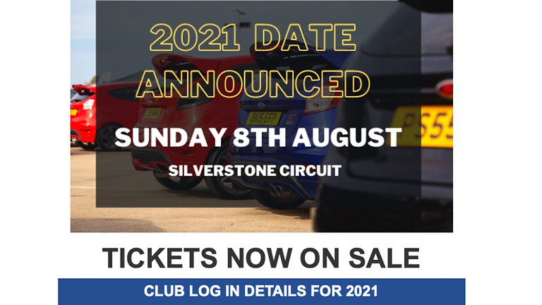 Ford Fair with Ford Club GB