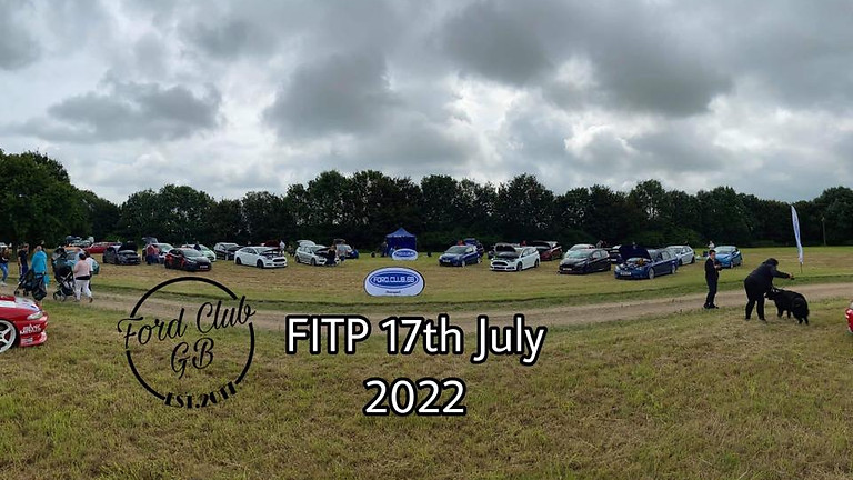 Fiesta in the Park with Ford Club GB
