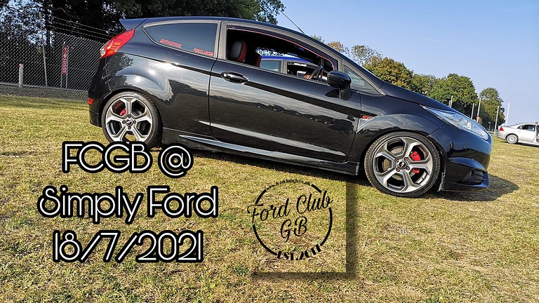 Simply Ford Beaulieu With Ford Club GB sponsored by EBC brakes