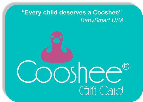 COOSHEE Gift Card