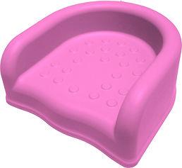 feeding booster seat, soft foam booster seat feeding best fuchsia pink