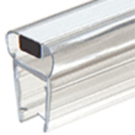 PMC10 Magnetic Shower Door Seal 10mm - 12mm Glass