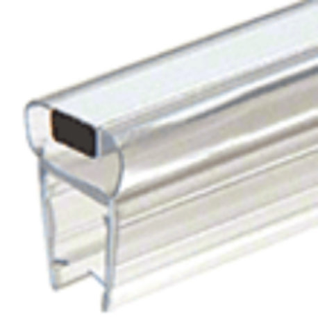 PMC8 Magnetic Shower Door Seal - 6mm to 8mm Glass
