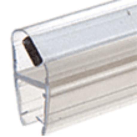 PMA10 Magnetic Shower Door Seal 10mm to 12mm Glass | JW Design UK ...