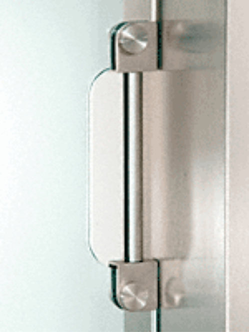 Frameless Sliding Glass Door Handle - SGH8BN