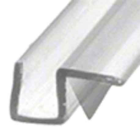 90 Degree Polycarbonate Sweep - 8mm Glass - PCJ8
