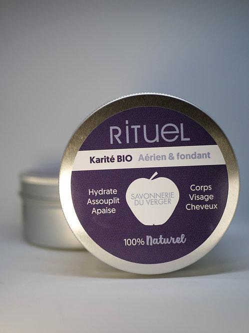 Beurre au Karité fouetté RITUEL