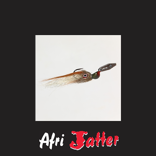 Afri Jatter Brown & Bronze